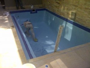 Pool extension